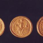 Χρυσό νόμισμα Θεοδοσίου του β', 408-450 μ.Χ.